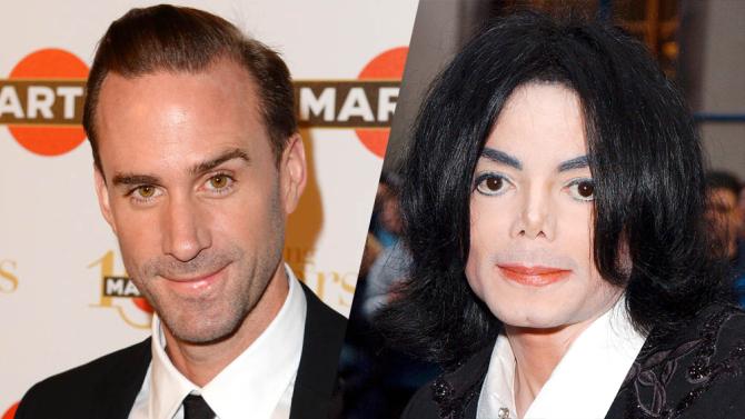 Joseph Fiennes gaat Michael Jackson spelen