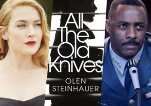 Kate Winslet en Idris Elba in thriller All The Old Knives
