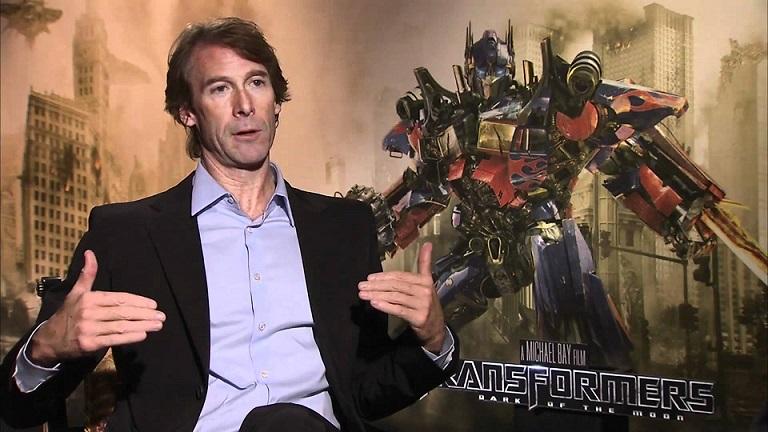 Filmweek 1 - Michael Bay regisseert nog één Transformers