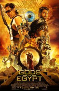 Nieuwe Gods of Egypt tv-spot