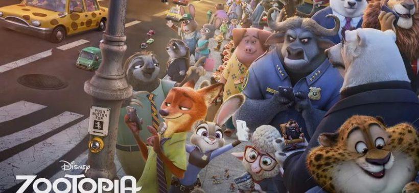 Nieuwe clip Disney's Zootopia