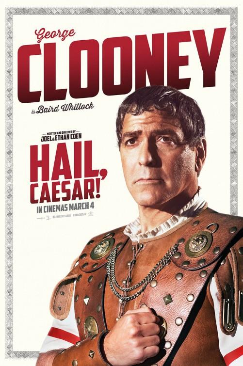 Nieuwe posters en featurette voor Hail, Caesar!