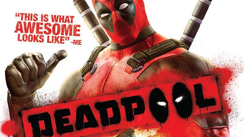 Nieuwe tv-spots, eerste clip en meer beeldmateriaal van Deadpool