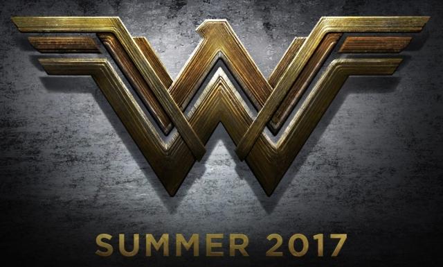 Officiële Wonder Woman logo