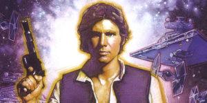 De acht gezichten van Han Solo
