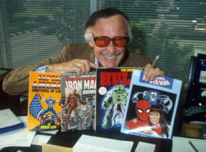 Stan Lee kan geen comics meer lezen (2)