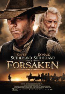 Trailer Forsaken met Kiefer & Donald Sutherland