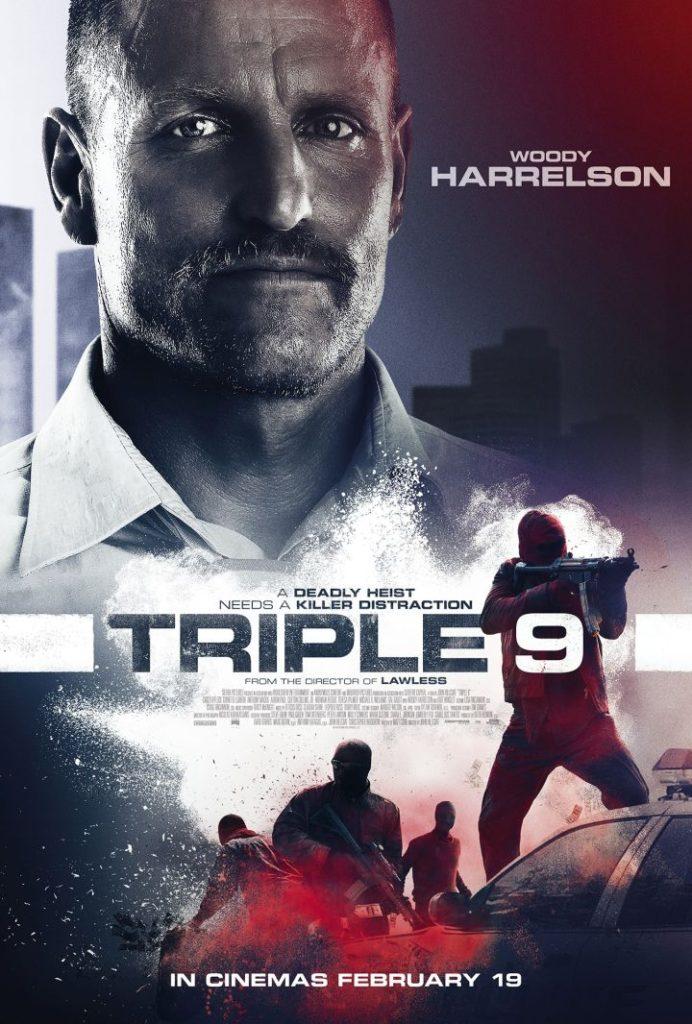 Triple 9wordt geregisseerd door John Hillcoat (The Road, Lawless) en staat gepland voor een februari 2016 release.