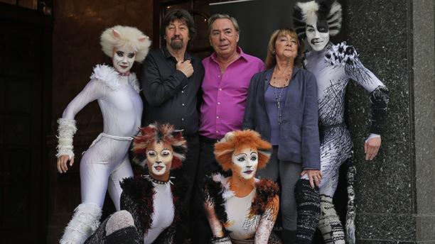 Andrew Lloyd Webber's Cats als film?