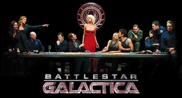 Battlestar Galactica reboot krijgt nieuwe producenten