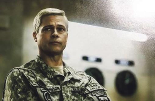 Brad Pitt War Machine Filmhoek