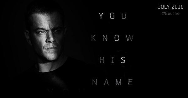 Eerste tv-spot Jason Bourne