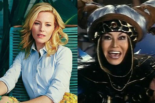 Elizabeth Banks als slechterik in Power Rangers