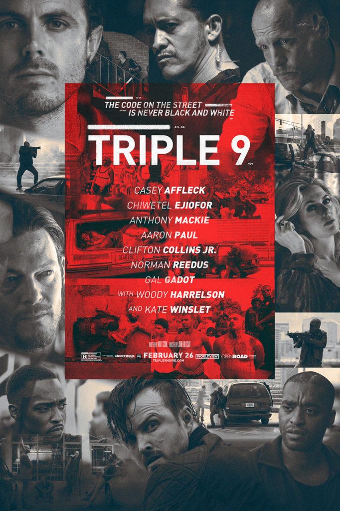 Nieuwe trailer Triple 9