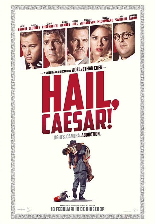 Prijsvraag Hail, Caesar!
