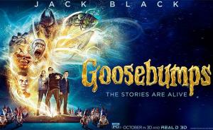 Recensie Goosebumps