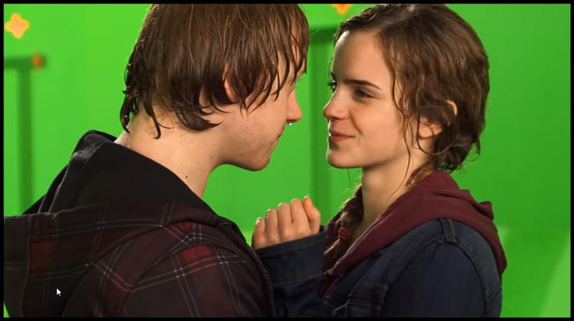 Rupert Grint Emma Watson Filmhoek