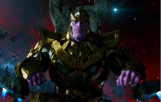Thanos en Infinity Stones niet in Guardians of the Galaxy Vol. 2
