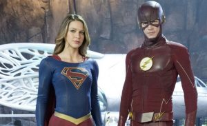 The Flash en Supergirl cross-over