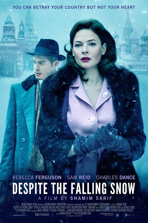 Trailer Despite The Falling Snow met Rebecca Ferguson