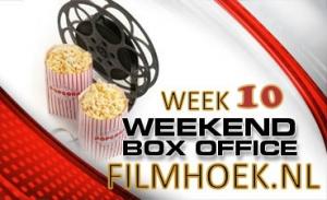 Box office NL | Week 10