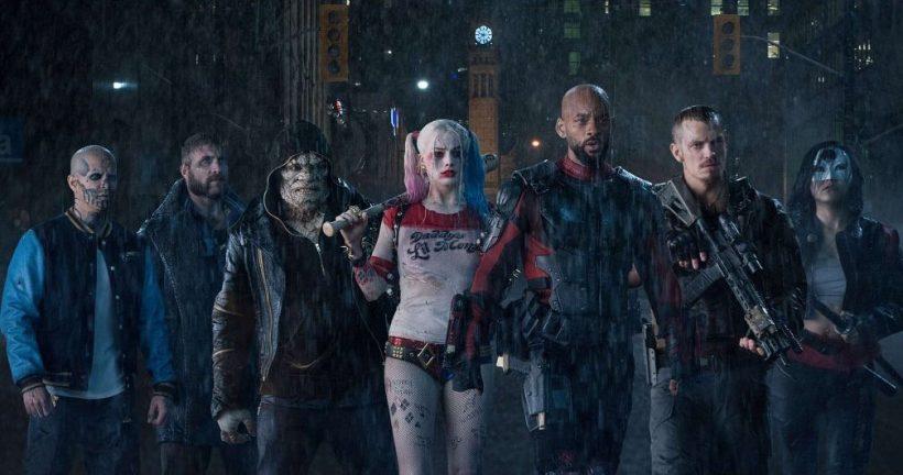 Nieuwe trailer Suicide Squad