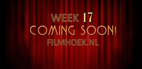 Verwachte Films – Week 17