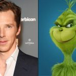 Benedict Cumberbatch is de nieuw Grinch
