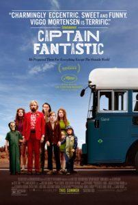 Eerste trailer Captain Fantastic