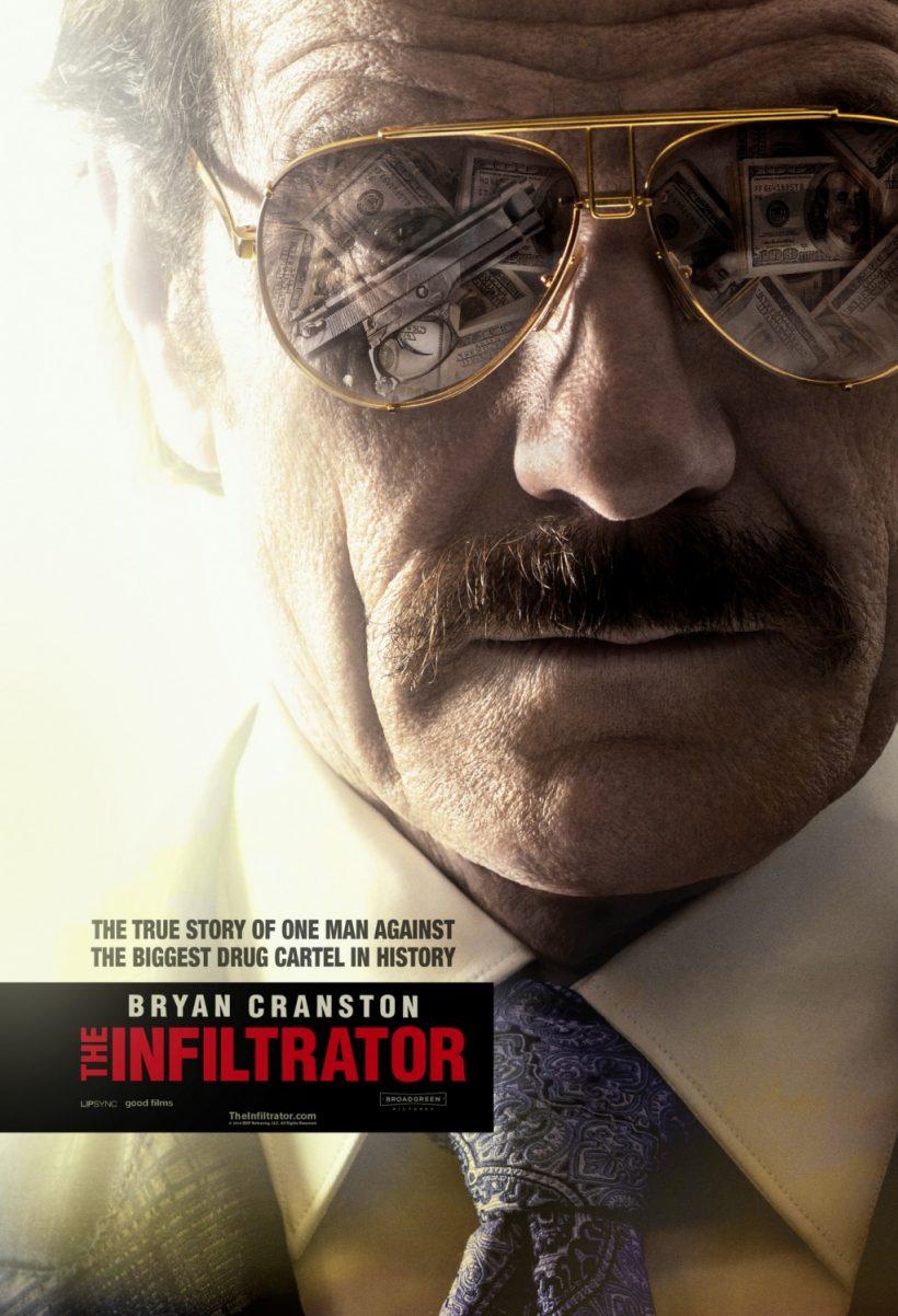 Eerste trailer The Infiltrator