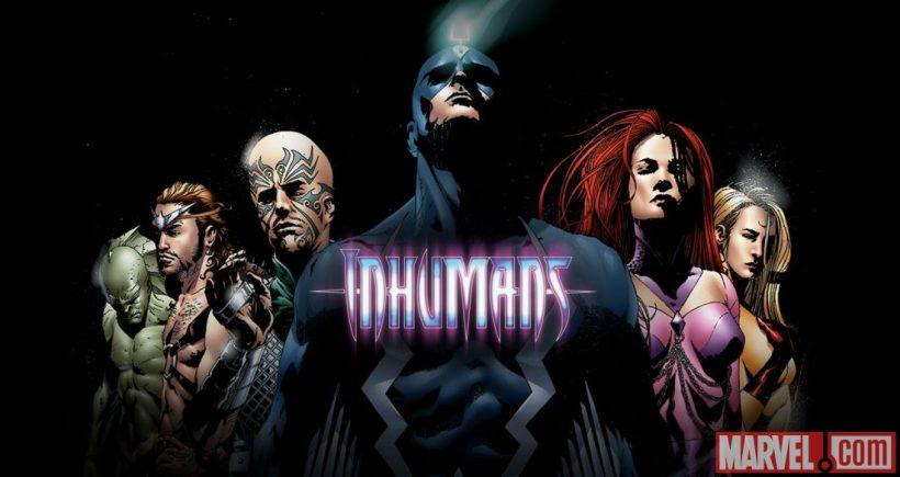 Inhumans officieel verwijderd uit Marvel's schema