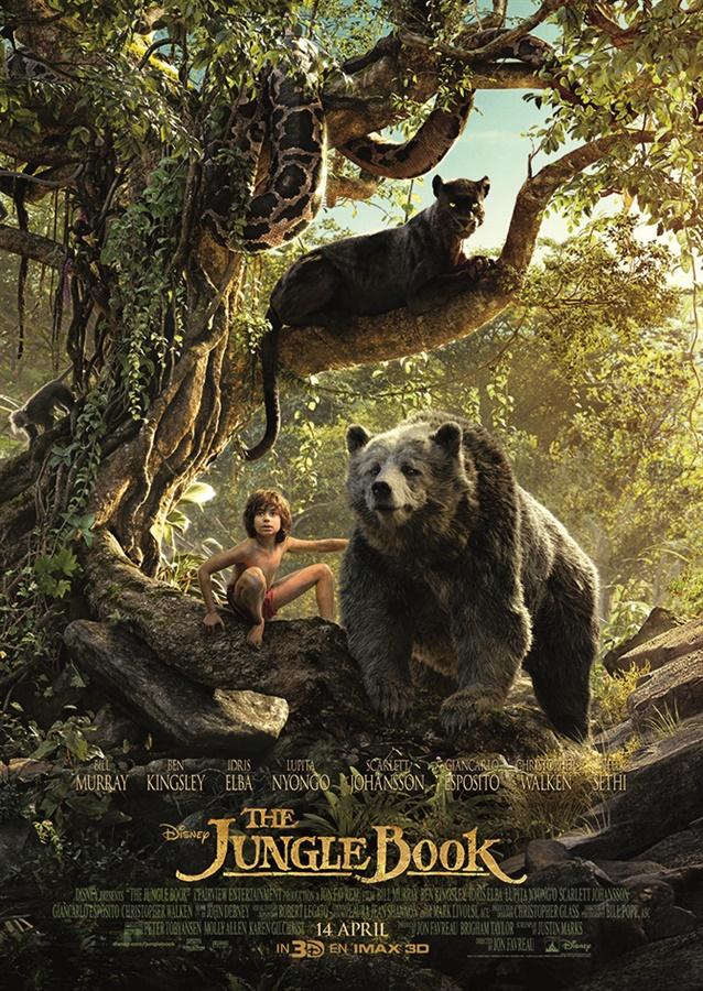 Prijsvraag The Jungle Book