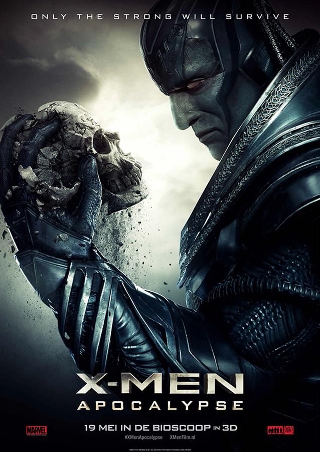 Prijsvraag X-Men Apocalypse