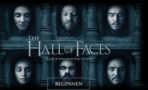 The Hall of Faces