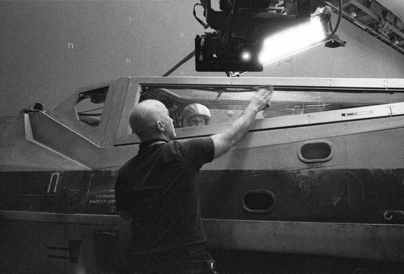Twee nieuwe foto's Star Wars: Episode VIII