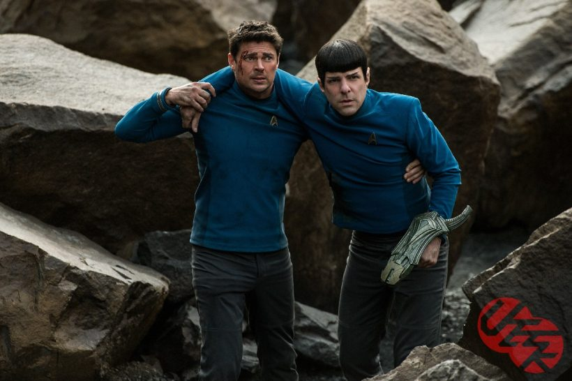 Nieuwe foto's Star Trek Beyond