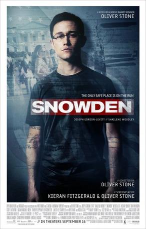 Officiële trailer Oliver Stone's Snowden