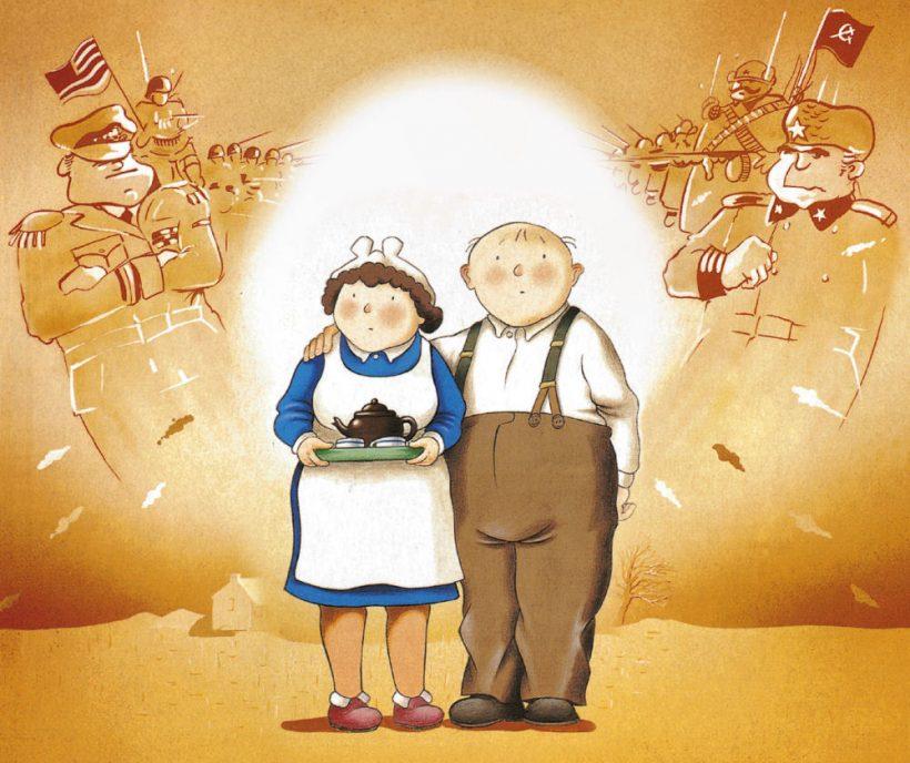 20 Volwassene Animatiefilms – deel 3 - When the Wind Blows