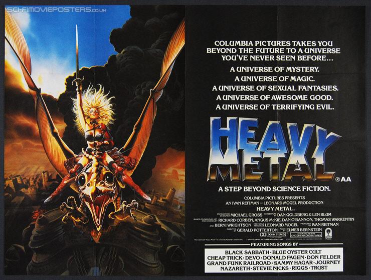 20 Volwassene Animatiefilms - deel 1 - Heavy Metal