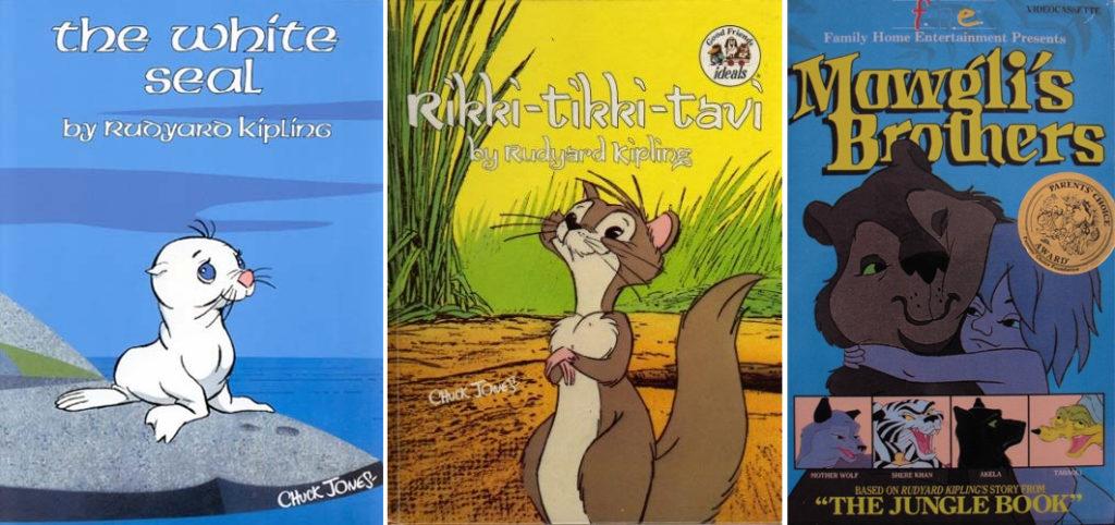 20 Volwassene Animatiefilms – deel 2 - Jungle Book