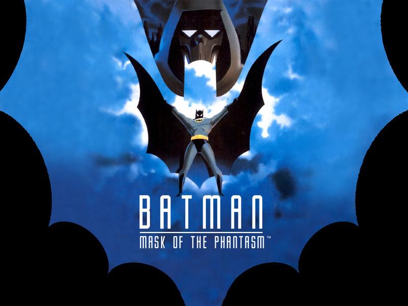 20 Volwassene Animatiefilms – deel 3 - Batman: Mask of the Phantasm