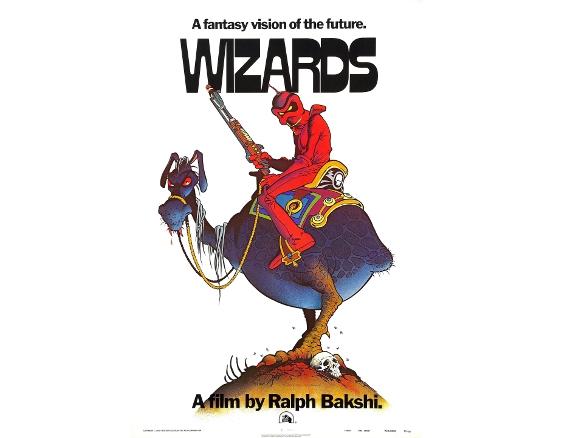 20 Volwassene Animatiefilms - deel 1 - Wizards