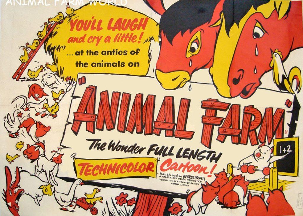 20 Volwassene Animatiefilms – deel 2 - Animal Farm