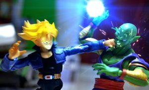 Dragon Ball Z Stop Motion