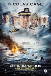 Eerste trailer USS Indianapolis: Men of Courage met Nicolas Cage