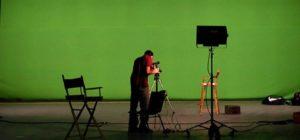 Workshop Green Film Making in Postproductie