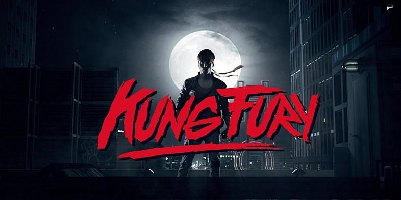 Kung Fury Filmweek 23 door Sandro