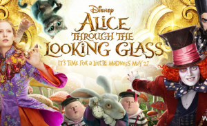 Recensie Alice Through The Looking Glass