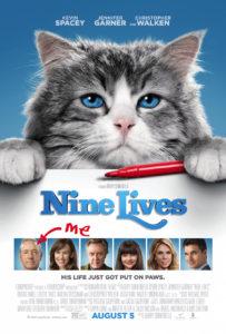 Nieuwe Nine Lives trailer