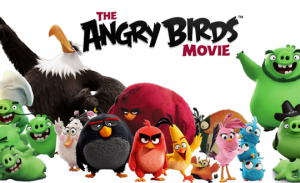 Recensie The Angry Birds Movie